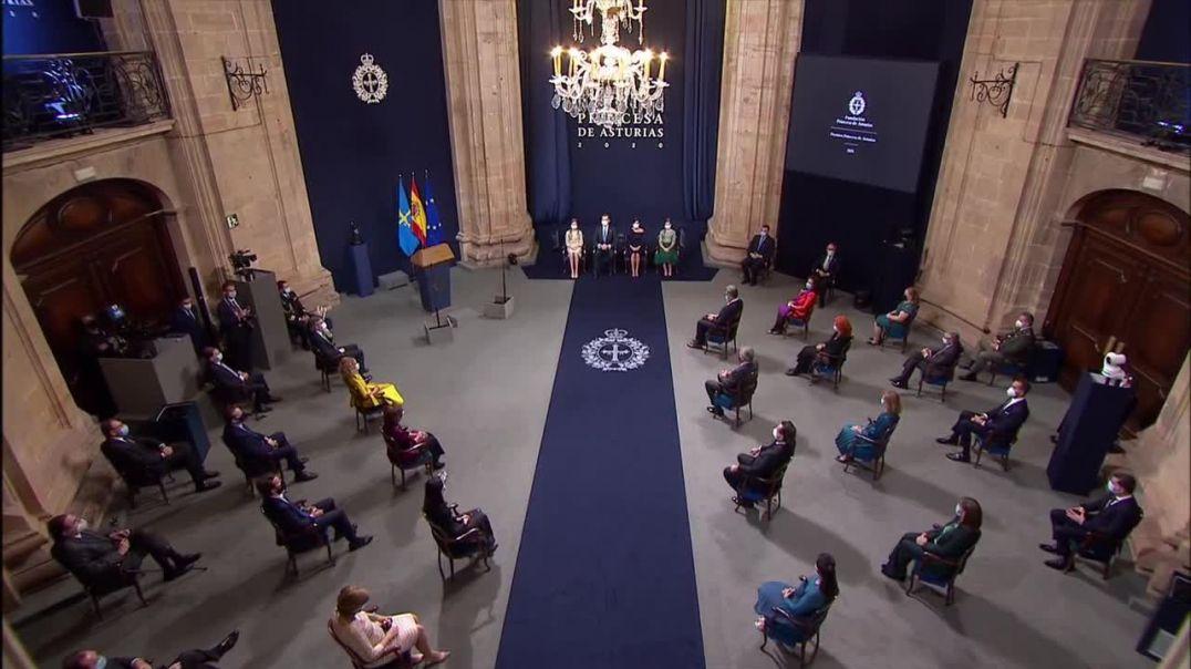 Premios Princesa de Asturias 2020 para GAVI de Bill Gates..