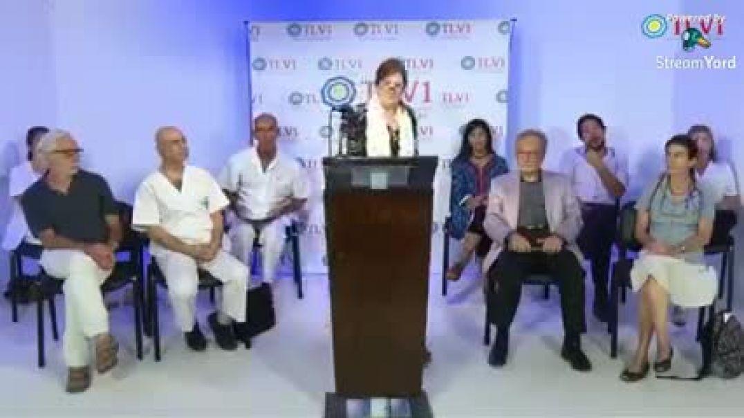 Dra. Antroposófica, Alejandra Chiapanno: Estamos en la 3a. Guerra Mundial.