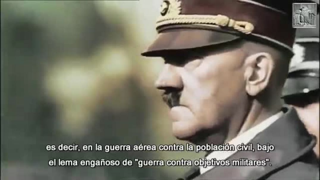 Adolf Hitler - Discurso del 19 de Julio de 1940.