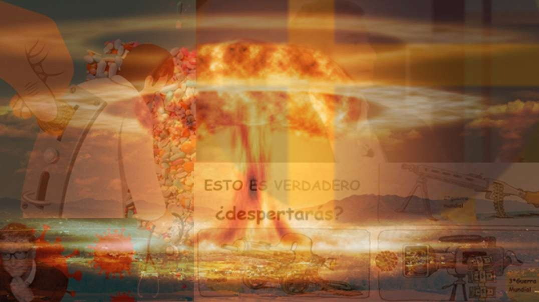 BOMBA ATOMICA ANTICOVIDIANA / NUREMBERG II