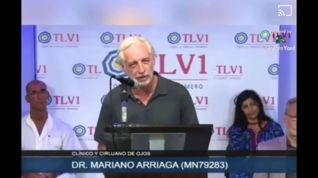 NO COMULGUES CON LA FALSA PANDEMIA | DR. MARIANO ARRIAGA