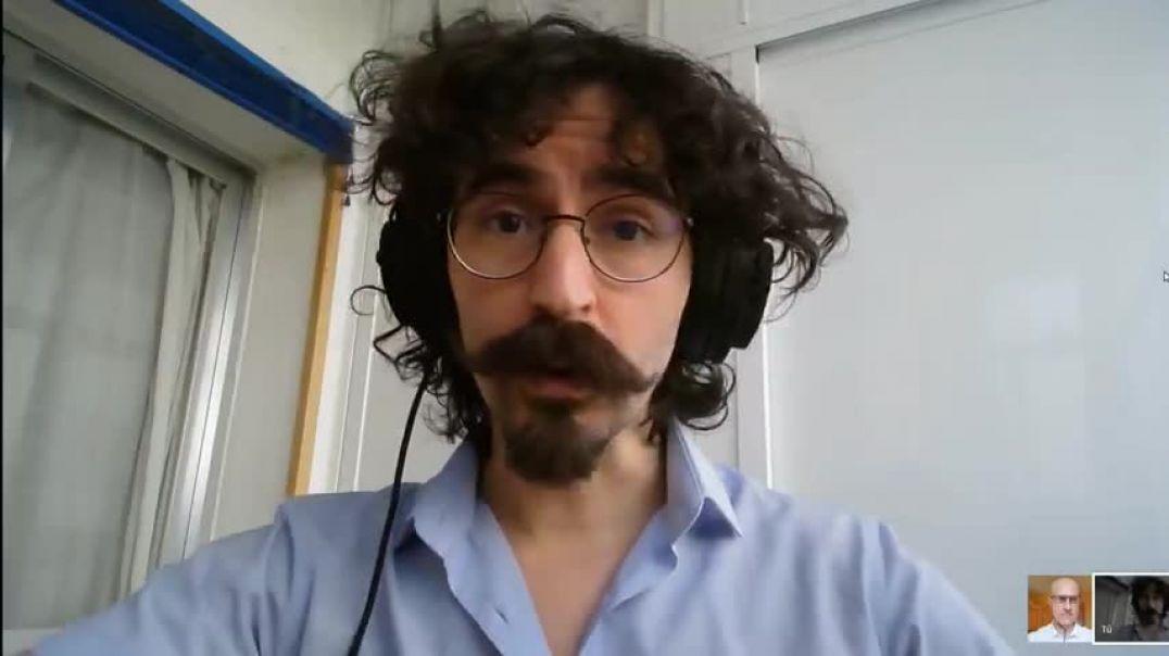Científicos. Dr. José Luís Sevillano. Relación ondas electromagnéticas y covid