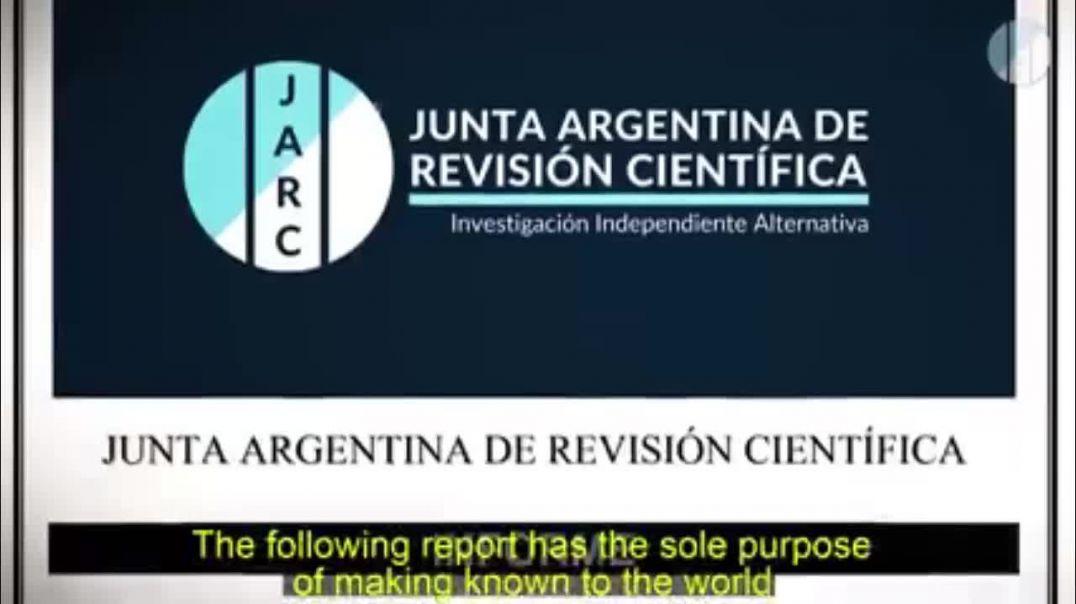 CRONOLOGÍA DE LA MENTIRA OFICIAL | JUNTA DE REVISIÓN CIENTÍFICA ARGENTINA