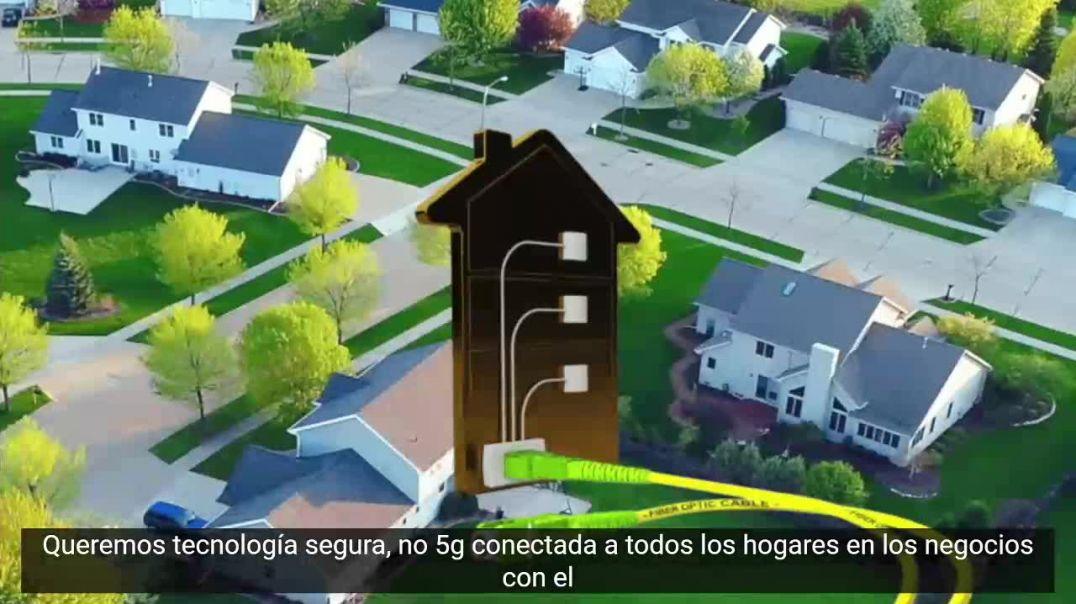 """TODOS AL UNÍSONO: """"NO AL 5G"""""""