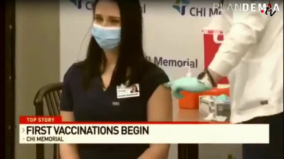In memoriam de todos esos héroes anónimos que ya se han puesto la vacuna
