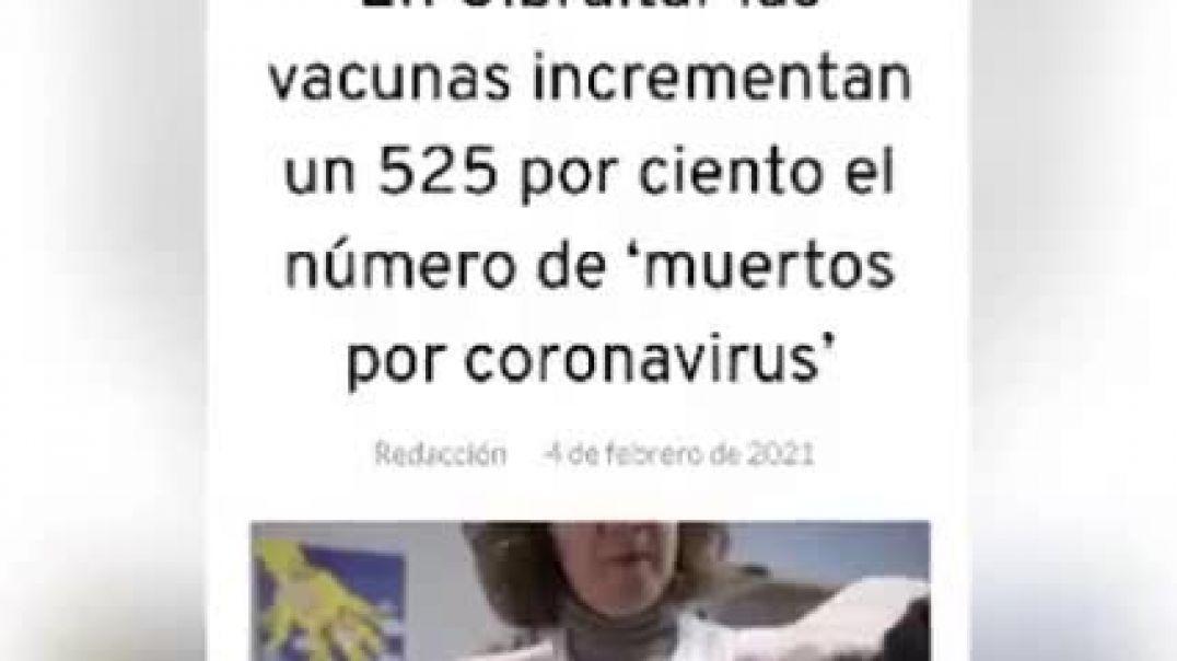 Nuevos brotes después de la vacuna, y algunas muertes.