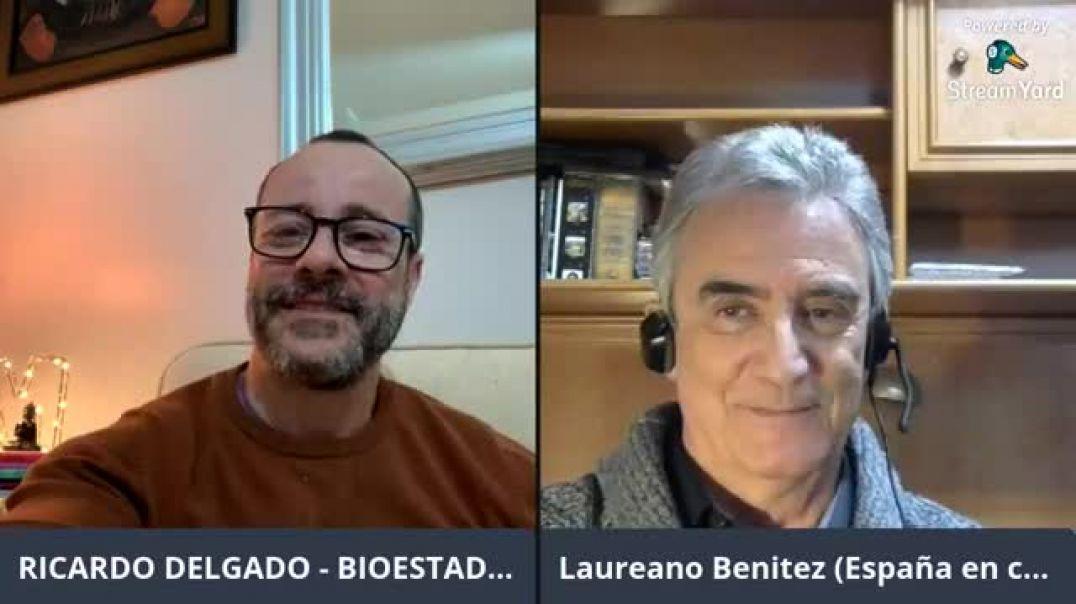 LOS RITUALES SATÁNICOS DEL CORONAVIRUS | ENTREVISTA A LAUREANO BENÍTEZ GRANDE-CABALLERO