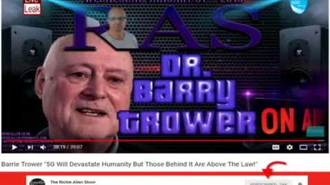 Científicos. Barrie Trower on 5G. especialista en microondas