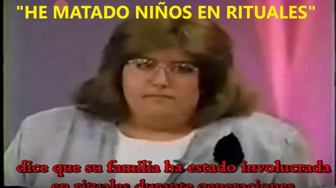 RITUALES JUDEOMASÓNICOS ALTO GRADO CONFESADOS POR UNA EX-MIEMBRO