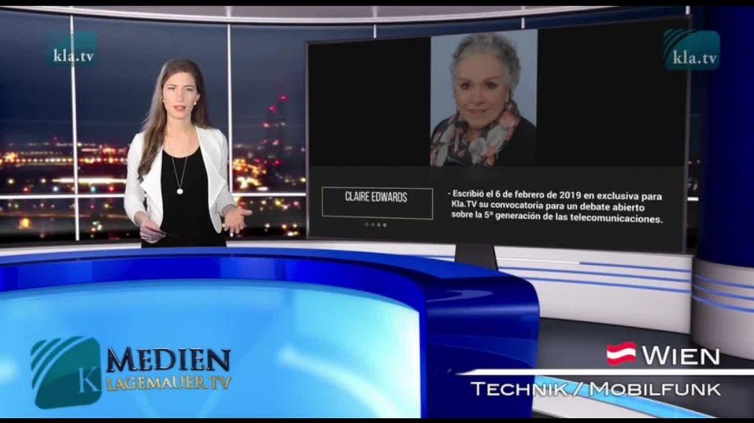 IMPRESIONANTE TESTIMONIO DE OBSERVADORA DE LA ONU SOBRE EL 5G | CLAIRE EDWARDS