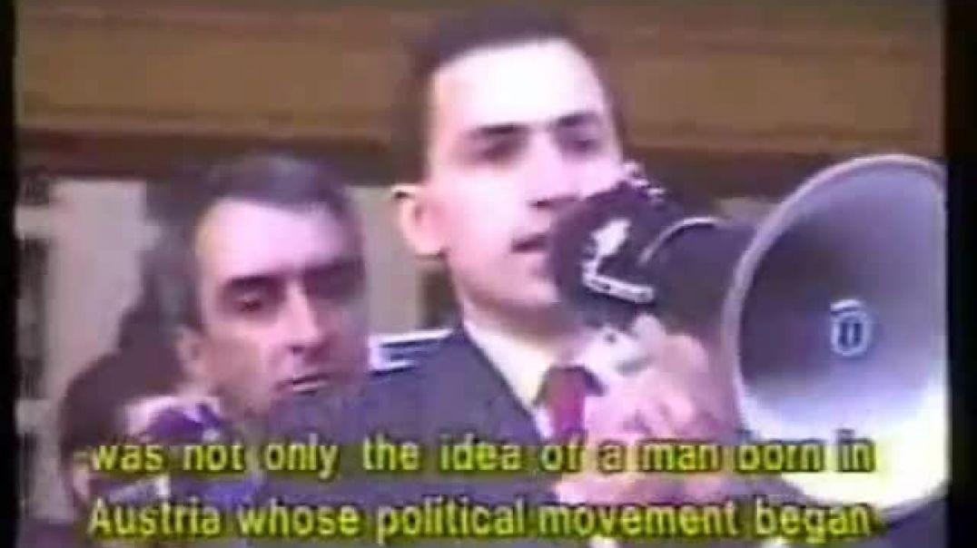 Pedro Varela - CEDADE - Madrid 1989.