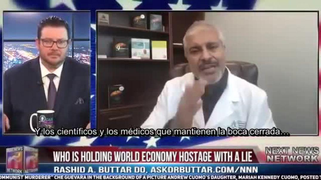 Entrevista a Rashid Buttar.Fraude a nivel mundial: OMS, CDC, Bill Gates y medios de comunicación