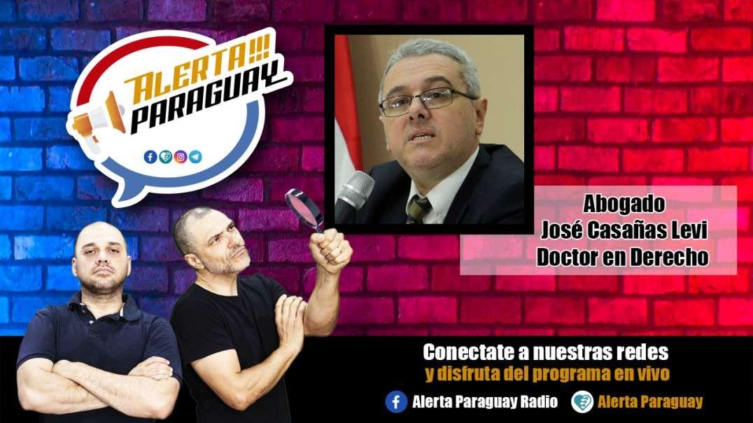 Entrevista con el Abogado José Casañas Levi, Dr. en Derecho