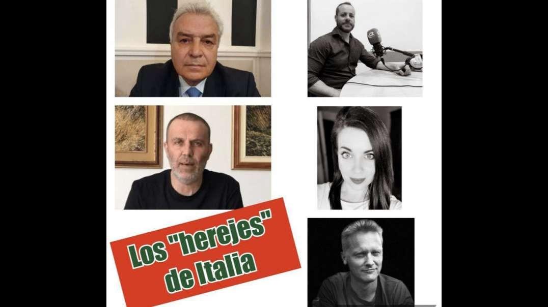 ⛔️Entrevista al magistrado Angelo Giorgianni y el médico Pasquale Bacco