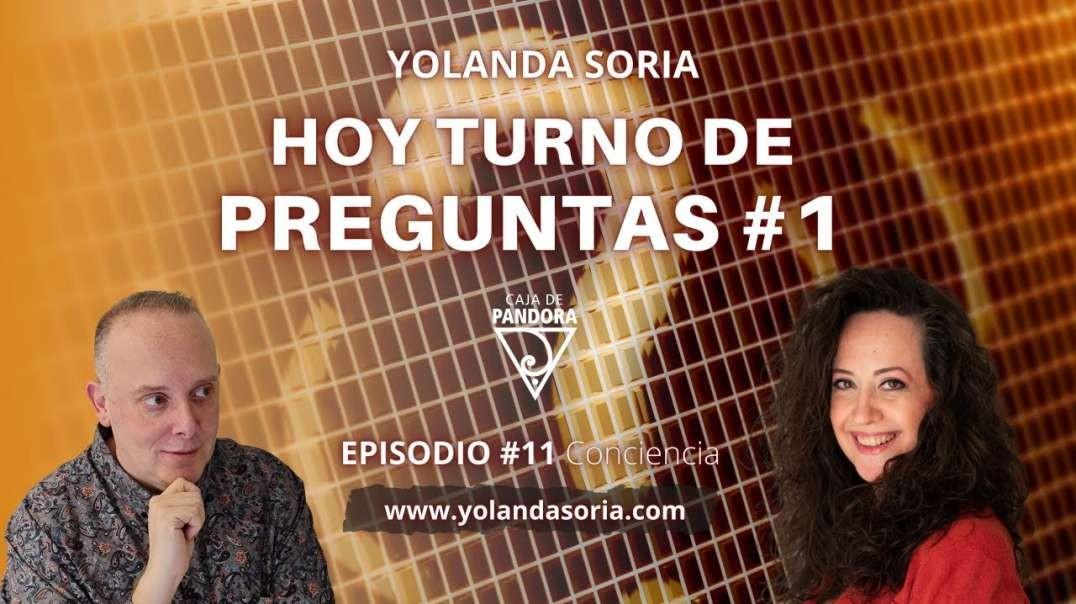 HOY TURNO DE PREGUNTAS #1 con Yolanda Soria y Luis Palacios