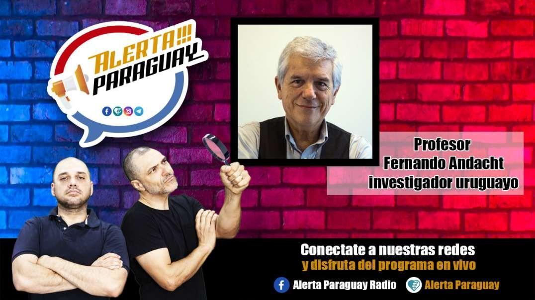 Entrevista con Fernando Andacht, Profesor e investigador uruguayo.
