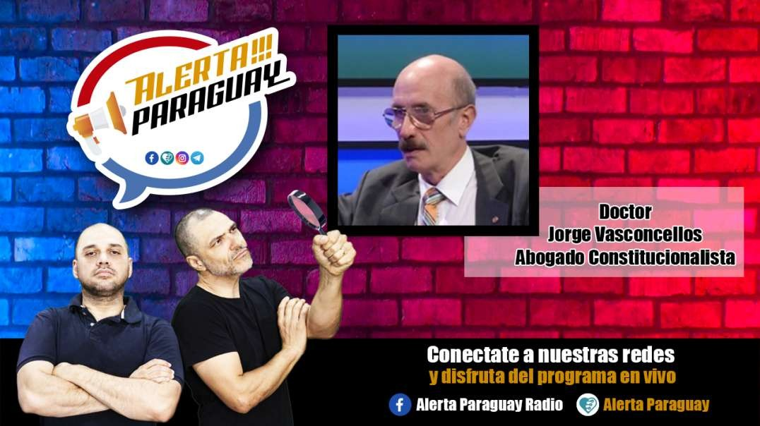 Entrevista con el Dr. Jorge Vasconcellos – Abogado Constitucionalista.