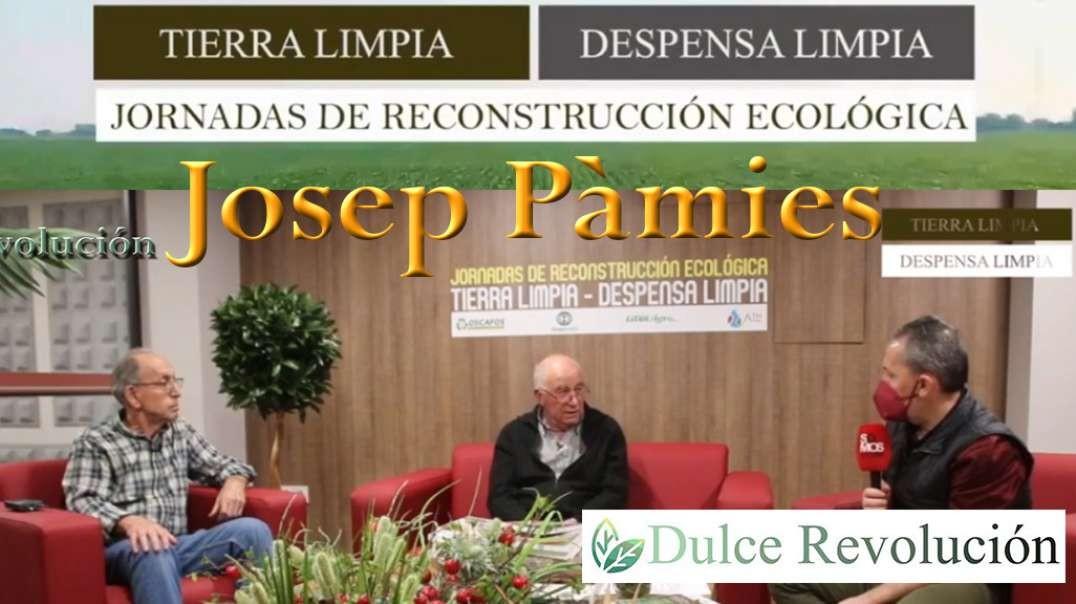 Jornadas de reconstrucción ecológica, con Josep Pâmies.