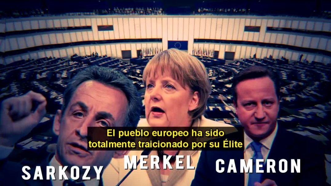 Nubarrones se ciernen sobre Europa.