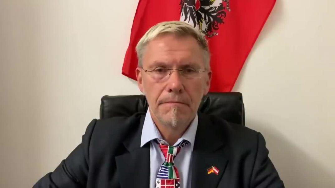 Prof. Dr. Martin Haditsch - La democracia está en peligro.