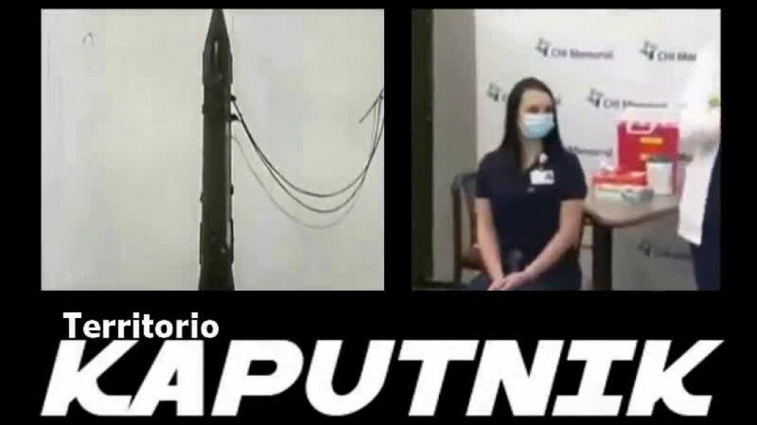 Sputnik VS Kaputniks (la guerra de las vacunas)