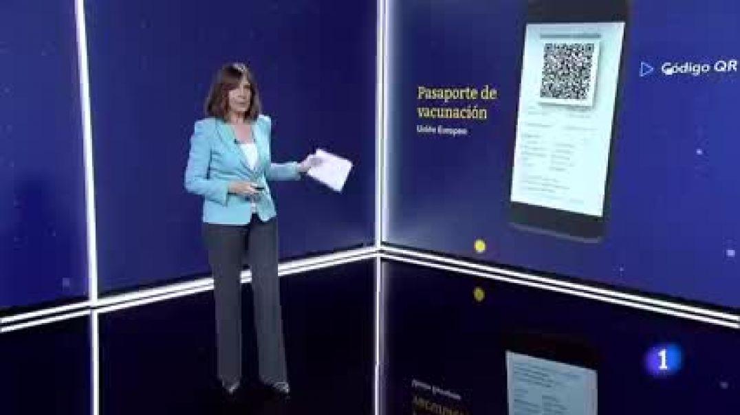 """Los pasaportes de """"VACUNACIÓN"""" en la nueva Subnormalidad 'Empezarán en Junio'"""
