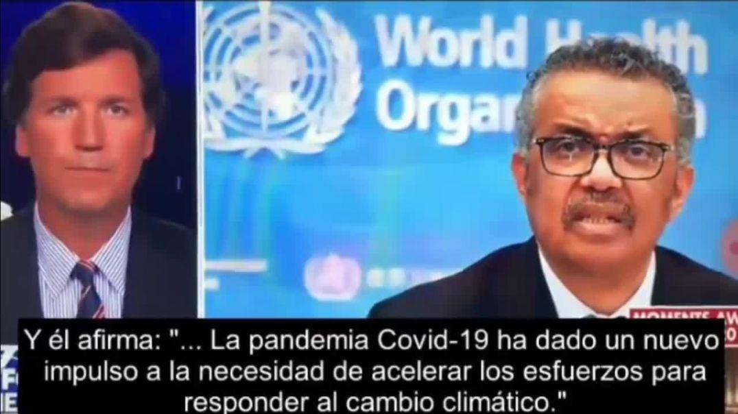 LA PLANDEMIA COVID LIGADA A LA PLANDEMIA DEL SUPUESTO CAMBIO CLIMÁTICO, FOX NEWS