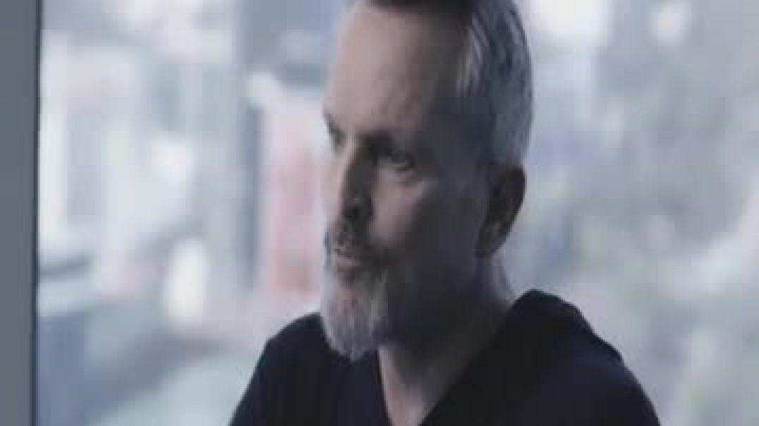 "Entrevista de Jordi Évole a Miquel Bosé sobre la ""pandemia""."
