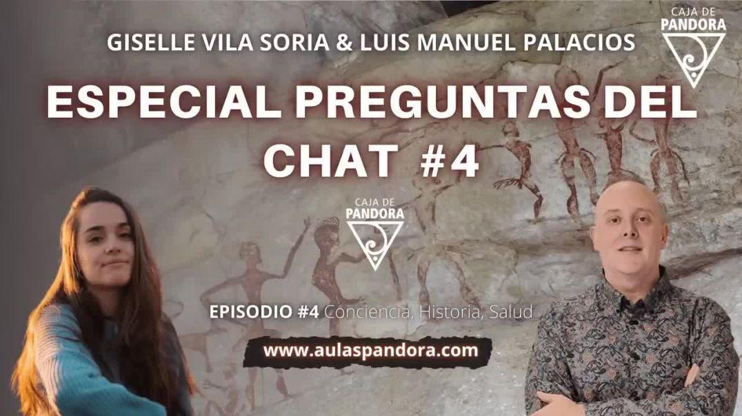 ESPECIAL PREGUNTAS DEL CHAT 4 por Luis Palacios