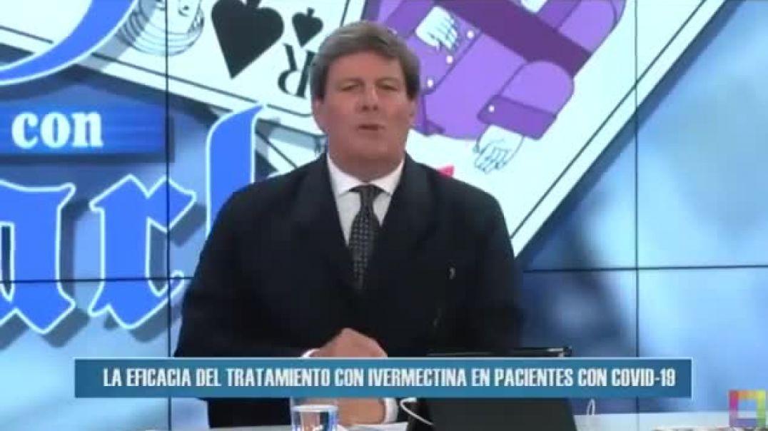 Manolo Fernandez - Laboratorio FARVET en entrevista con Rey con Barba