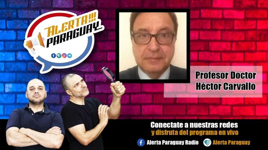 Entrevista con el Profesor Doctor Héctor Carvallo