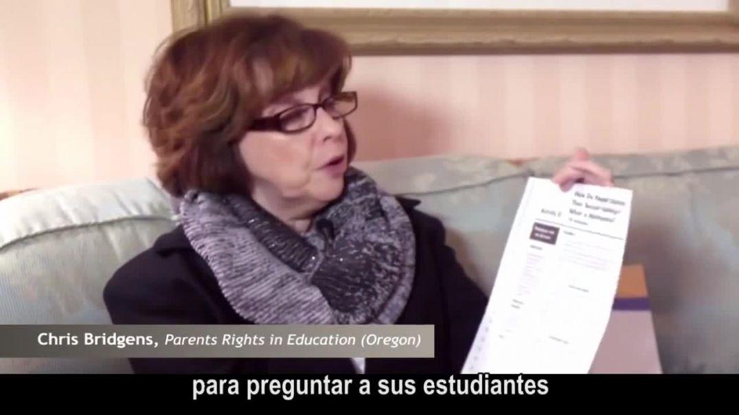 Los niños - Objetivo del marxismo cultural y el sistema educativo.