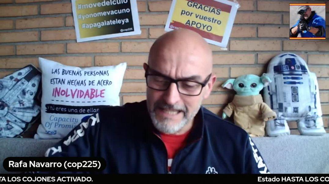 Rafa Navarro: Estado HASTA LOS COJONES ACTIVADO