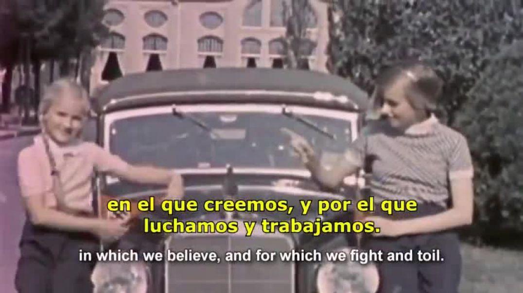 Joseph Goebbels - Combatimos por la supervivencia de nuestro pueblo.