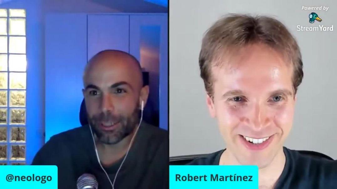 ENTREVISTA A ROBERT MARTÍNEZ   MECÁNICA DE LA REALIDAD con Aitor Neo Logo (30_03)(720P_HD)