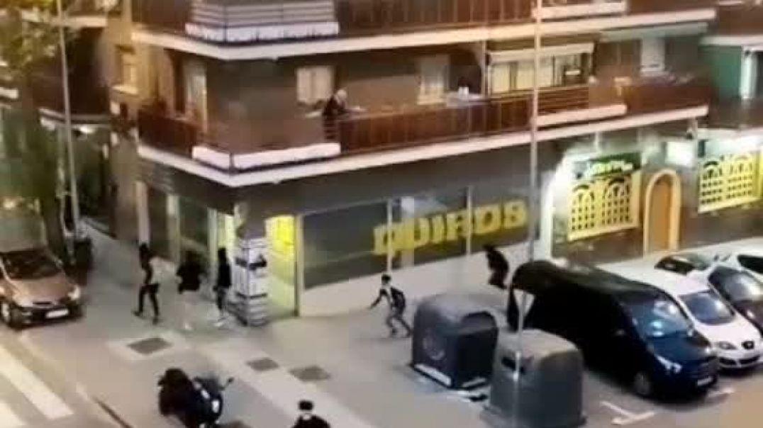 TIROS Y DISPAROS EN MADRID