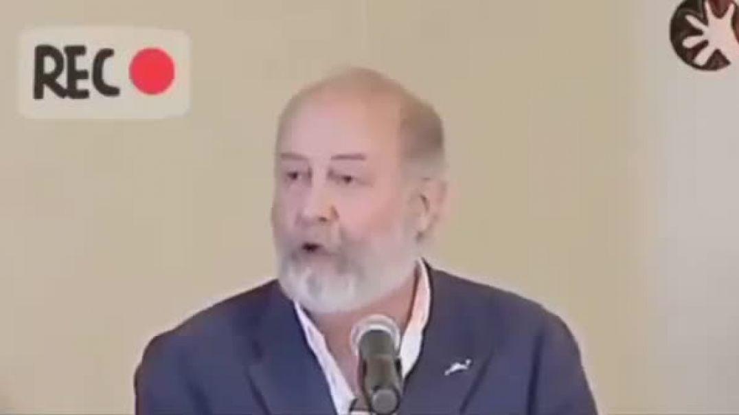 """Fernando López-Mirones: No son """"vacunas"""""""