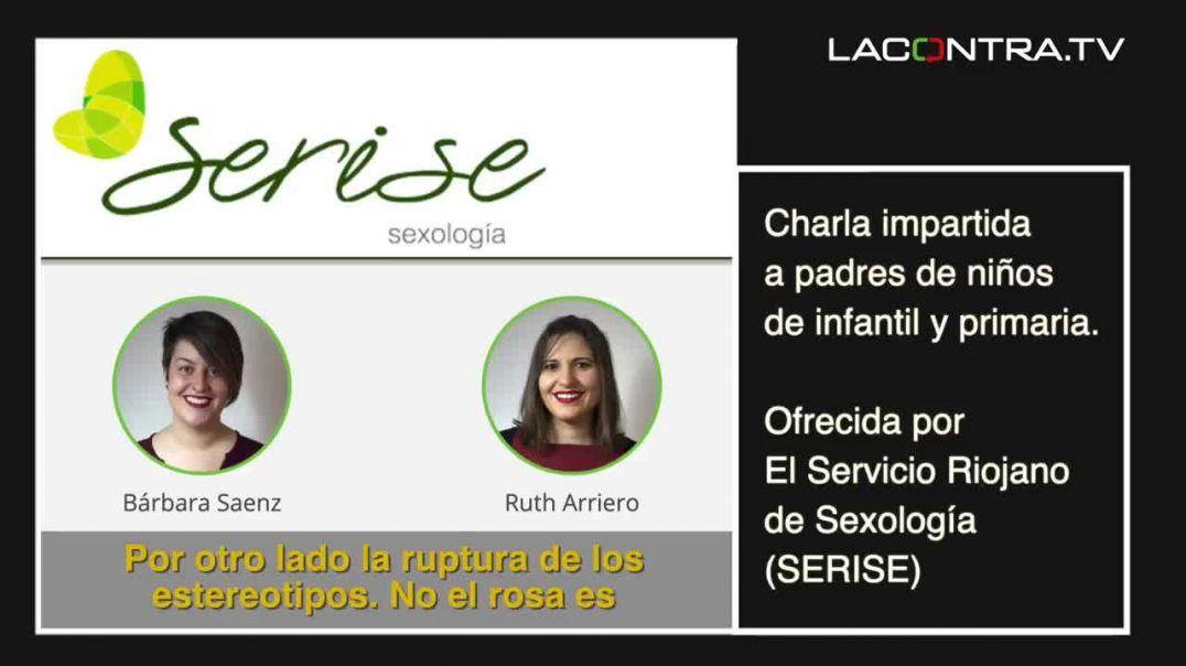 Así adoctrinan a niños menores de 6 años en sexología en las escuelas de:  La Rioja.