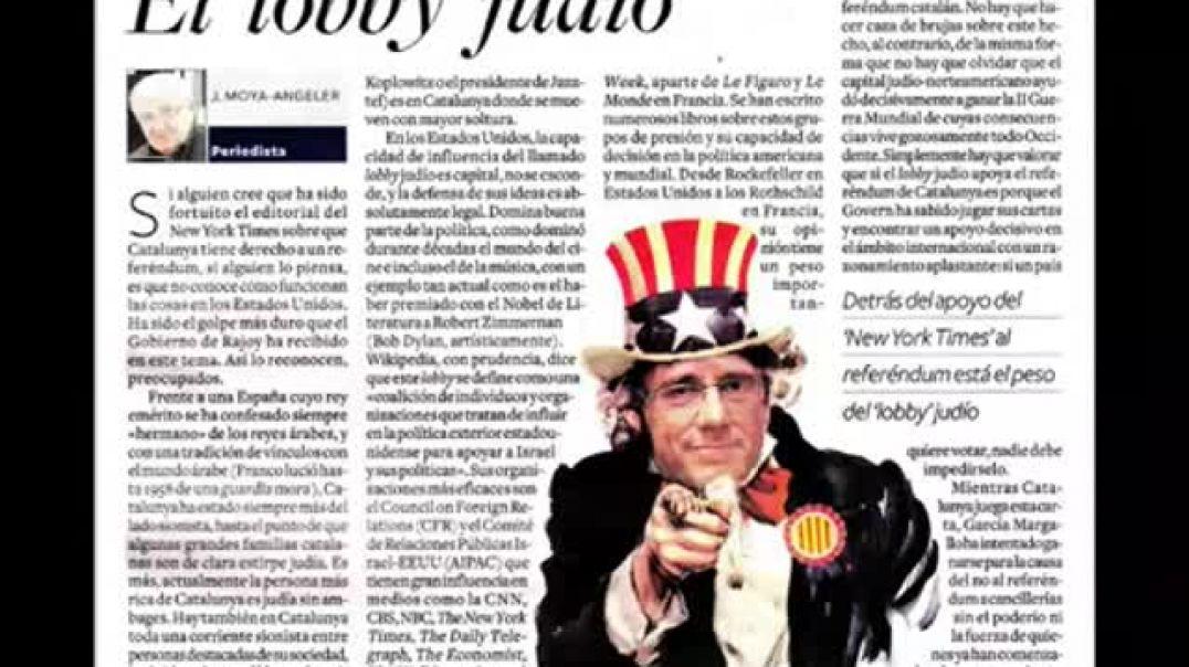 Franco contra La Banca Sionista  y La Masonería