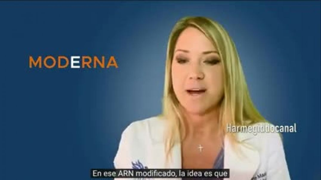 Carrie Madej vacuna arn mensajero