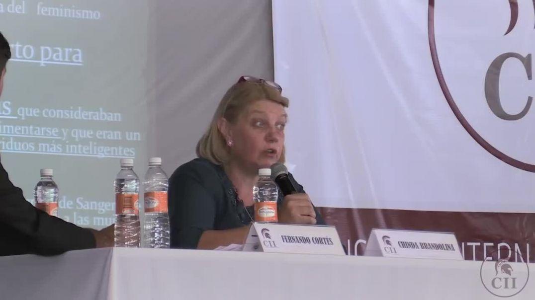 Dra. Chinda Brandolino - De Malthus a Kissinger.