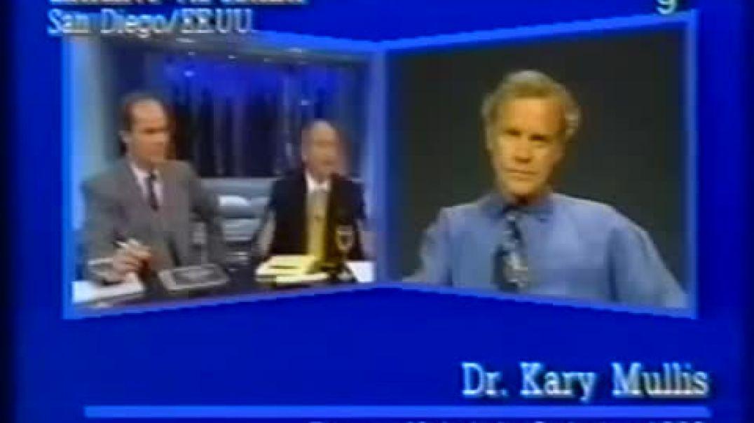 Kay Mullis habla sobre el VIH.