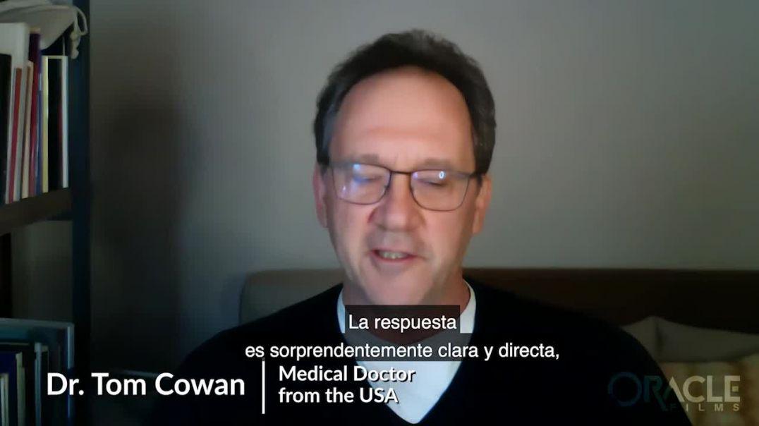 Doctor Thomas Cowan, prestigioso inmunólogo norteamericano.