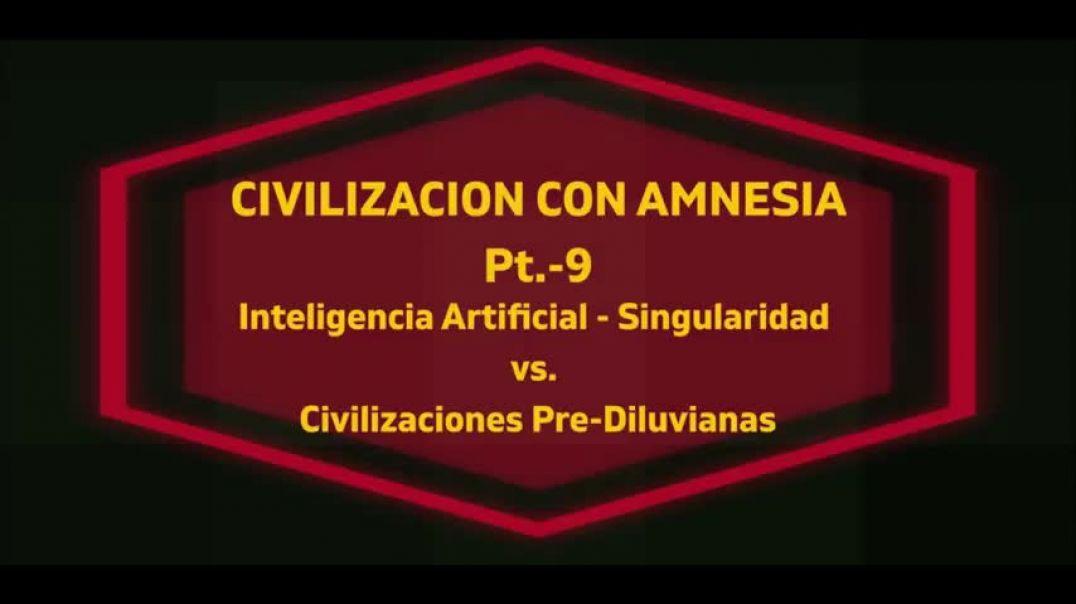 Civilización con Amnesia Pt    ANTONIO CISNEROS