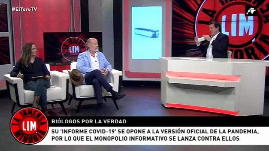 Entrevista al biólogo Fernando López-Mirones y a la bióloga Almudena Zaragoza.