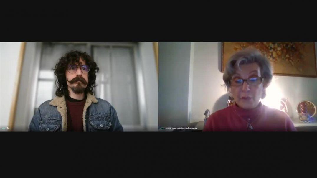 Entrevista a M. José Martínez Albarracín