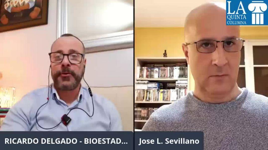 NUEVA TERTULIA CON EL DR. JOSÉ LUIS SEVILLANO | 12 DE ABRIL DE 2.021