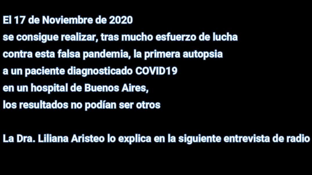 Primera autopsia en Argentina - Homicidio culposo.