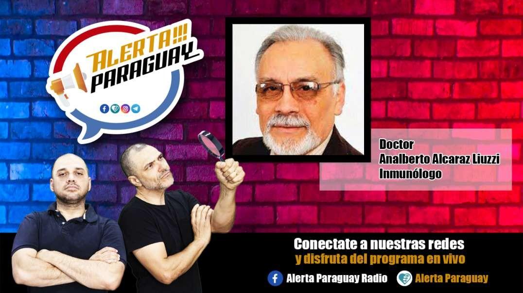 Entrevista con el Dr. Analberto Alcaraz Liuzzi