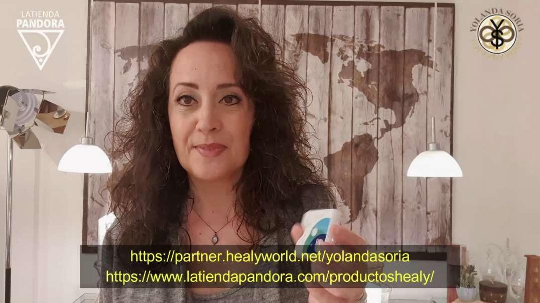 BENEFICIOS DEL HEALY #1 con Yolanda Soria